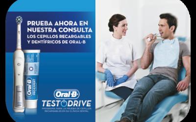 Prueba el último cepillo eléctrico de Oral-B